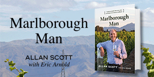 Marlborough Man by Allan Scott